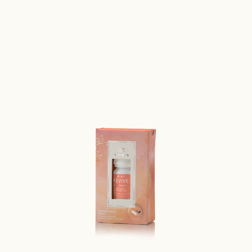Thymes Wellness Revive Sweet Tangerine and Rosemary Natural Diffuser Oil for water diffusers  image number 0