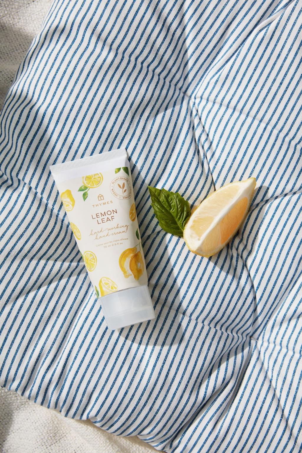 Lemon Leaf Fragrance Collection