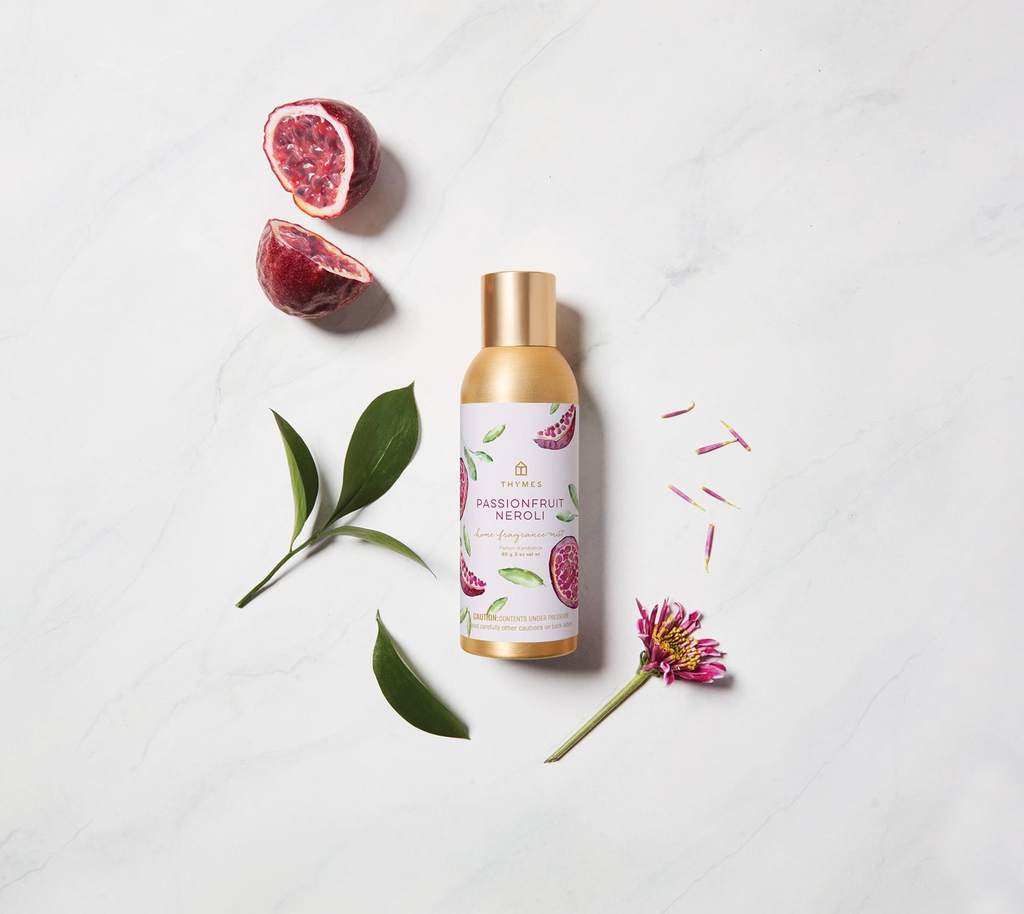 Thymes Passionfruit Neroli Fragrance Collection