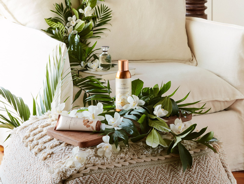 Thymes Vanilla Blanc Fragrance