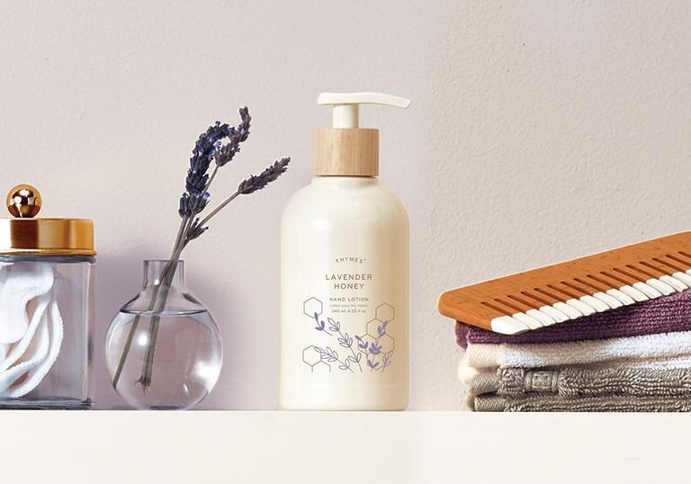 Lavender Honey Hand Lotion