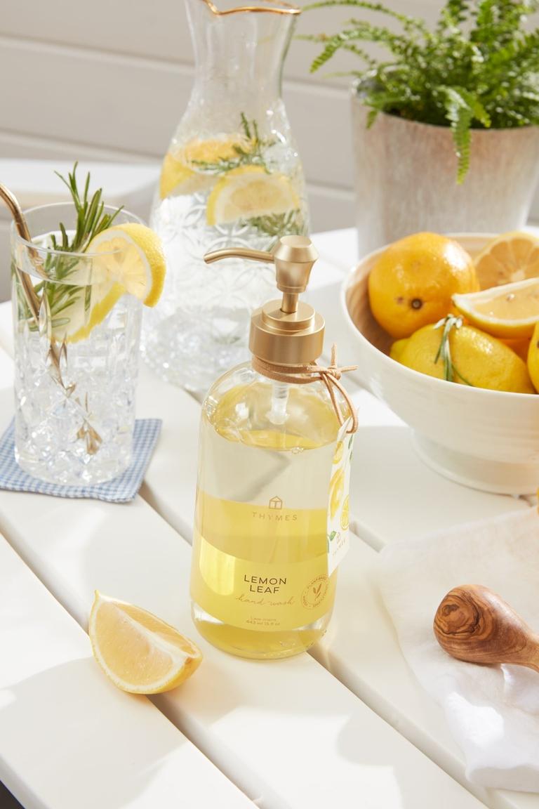 Lemon Leaf Fragrance