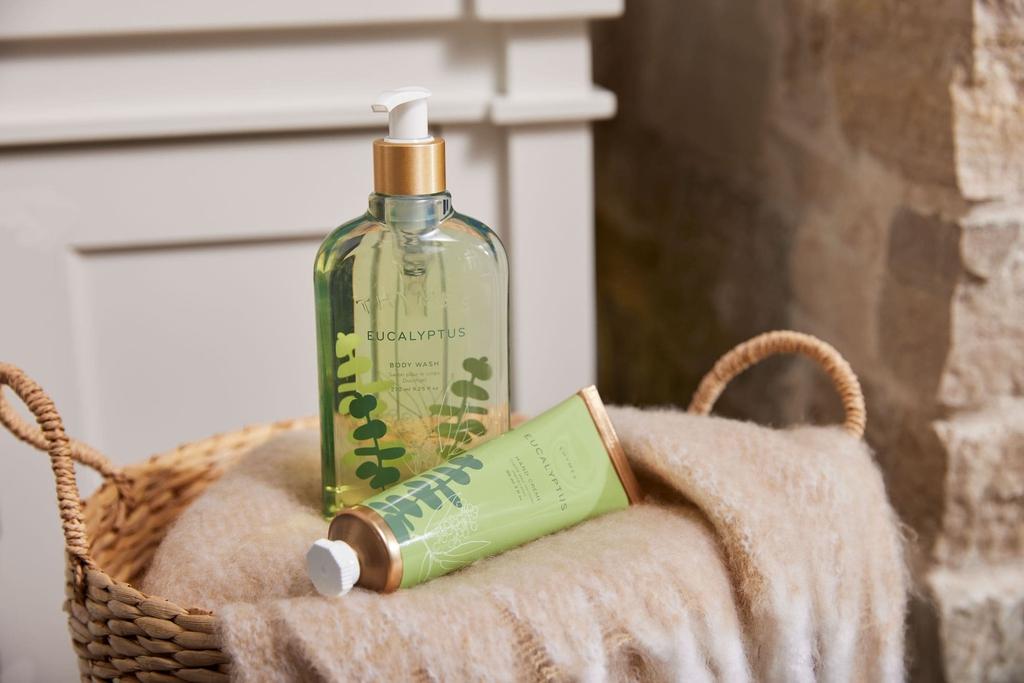 Eucalyptus Body Wash & Hand Cream