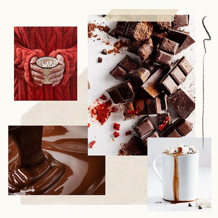 Dark Chocolate Hot Cocoa Fragrance Experience