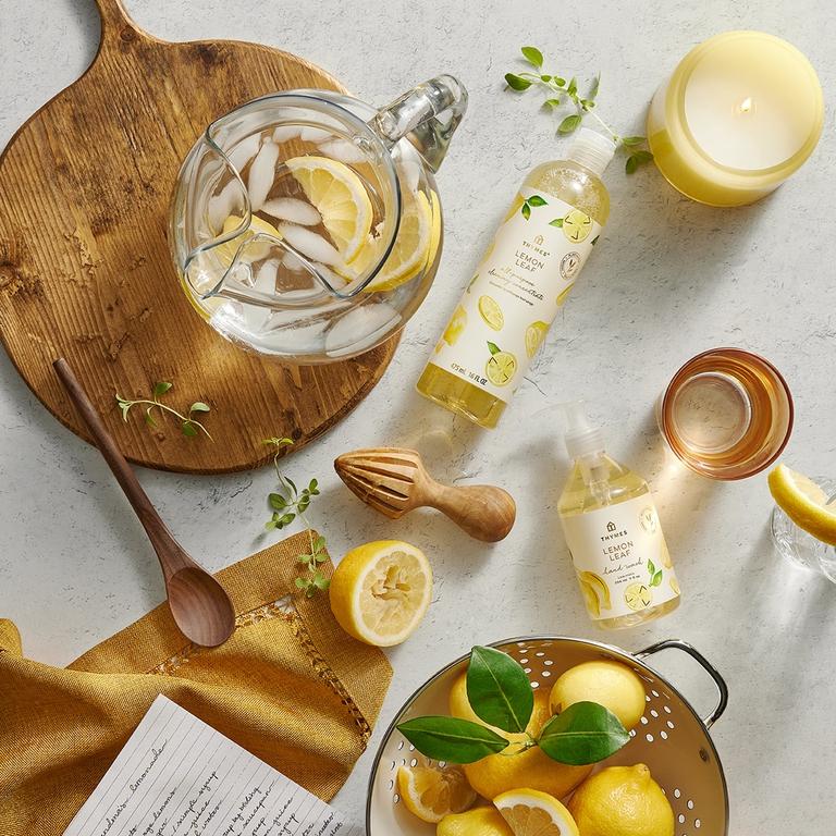Thymes Lemon Leaf Fragrance