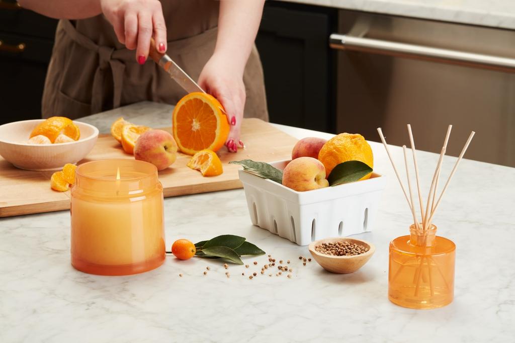 Mandarin Coriander