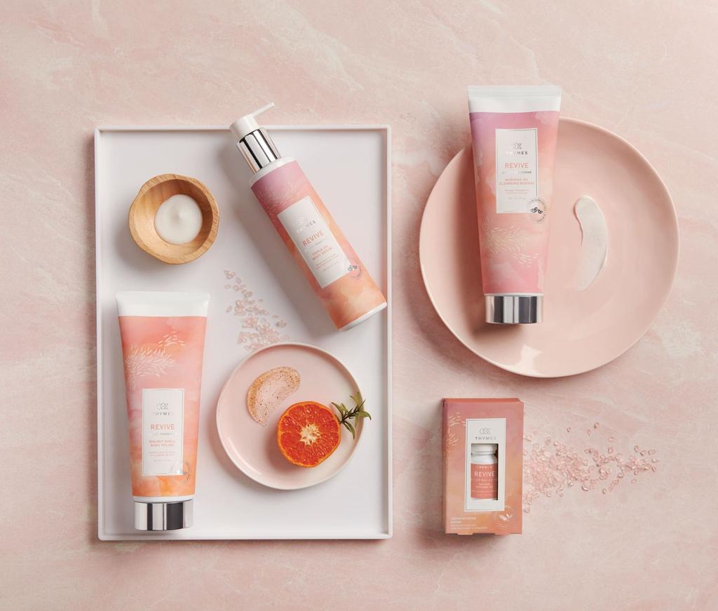 Thymes Sweet Tangerine Fragrance
