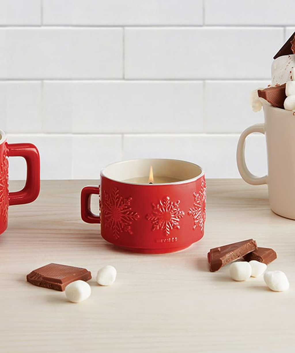 Dark Hot Cocoa