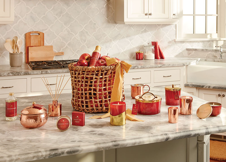 Welcoming the Simmered Cider collection