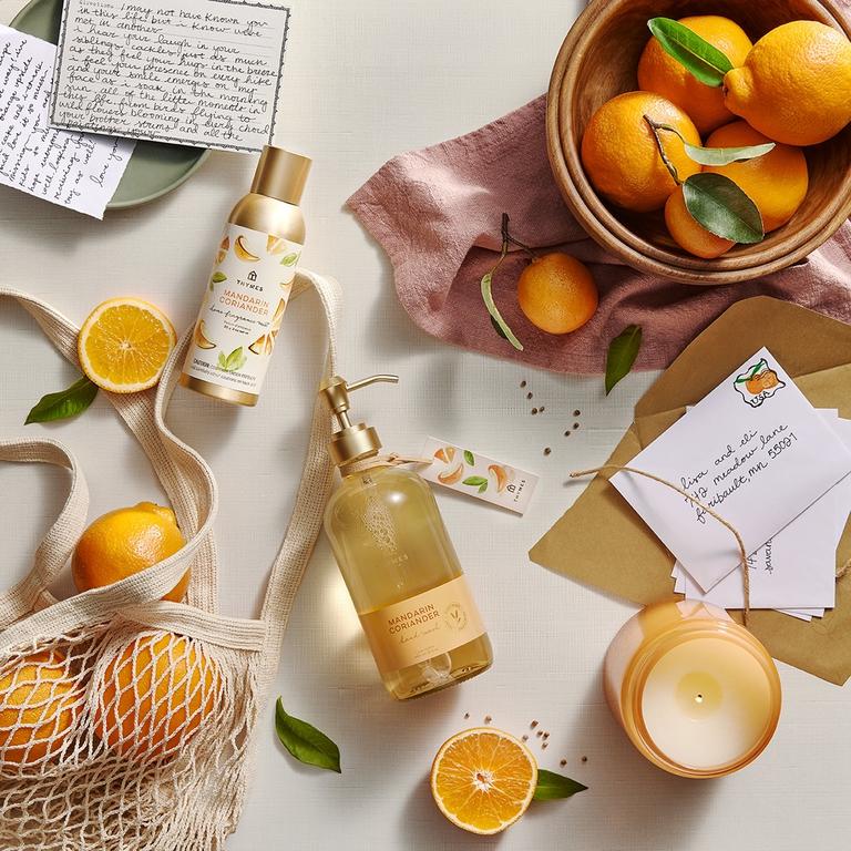 Thymes Mandarin Coriander Fragrance