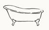 tub illustration